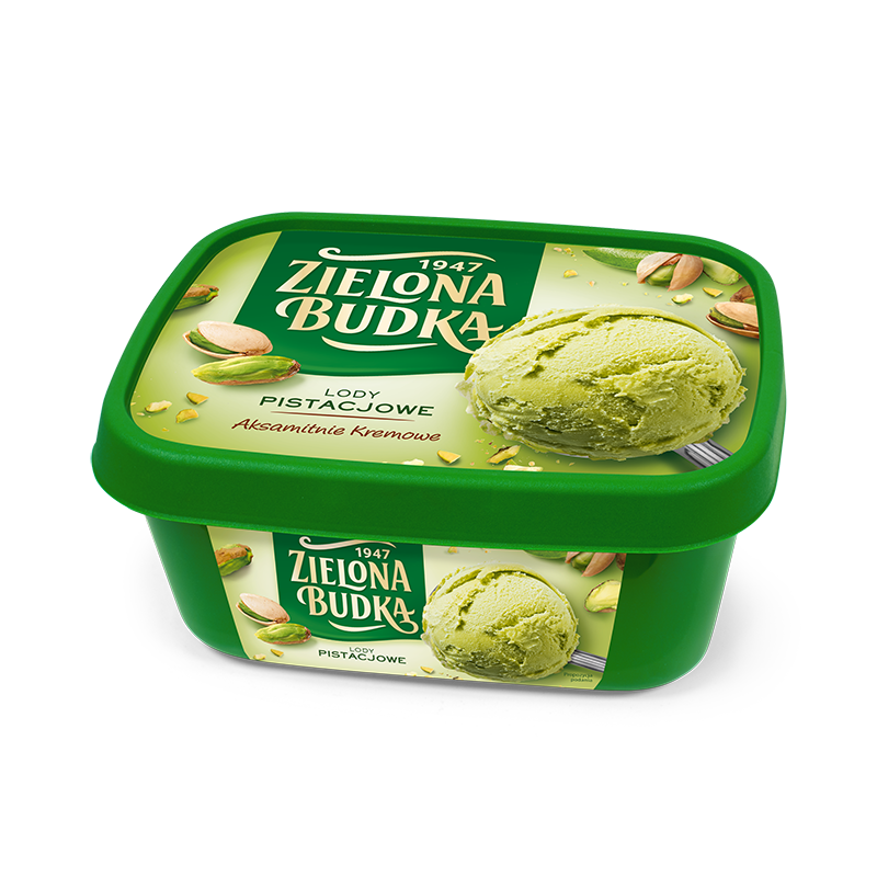 Zielona Budka Pistacjowe