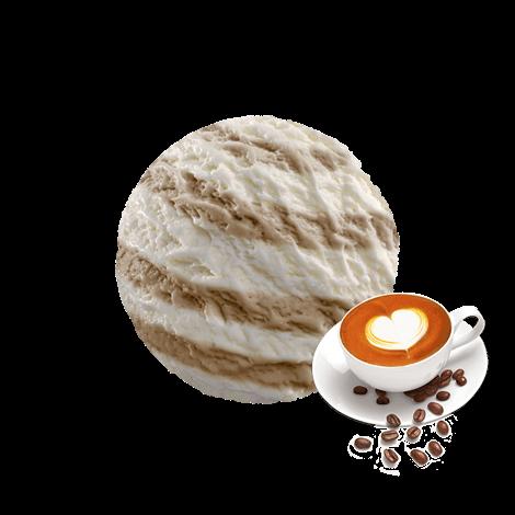 Zielona Budka Cafe Latte