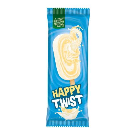 Happy Twist Śmietanko-waniliowy