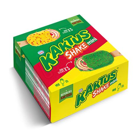 Kaktus Shake mini
